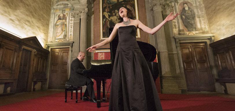 Italian Opera nella Chiesa Santa Monaca
