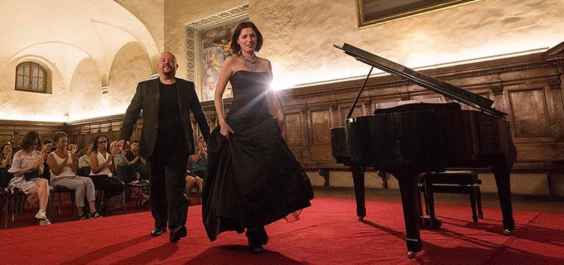 Opera Classica nella Chiesa di Santa Monaca